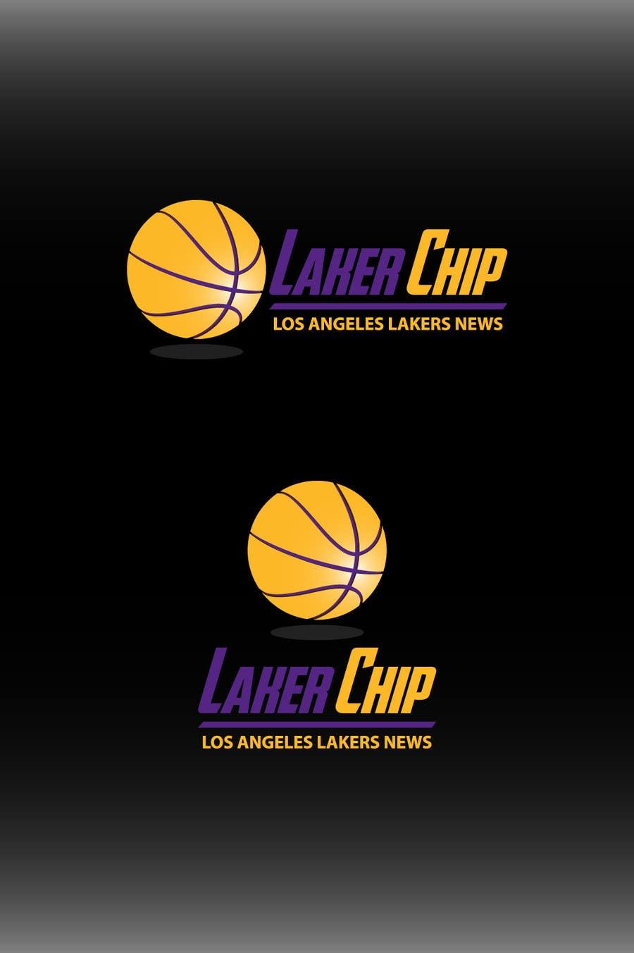 Inscrição nº 77 do Concurso para Design a Logo for Laker Chip