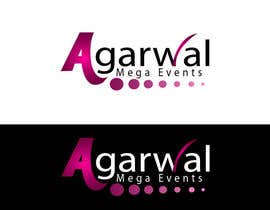 #74 para Design a Logo for Agarwal Mega Events por zswnetworks