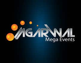 #75 para Design a Logo for Agarwal Mega Events por zswnetworks