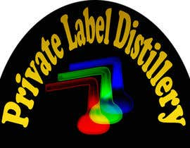 nº 7 pour Design a Logo for Private Label Distillery par an4onio