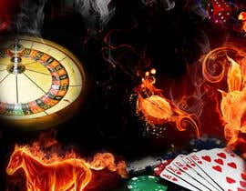 #37 para Background for casino website por isalabasheva