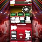 Background for casino website için Graphic Design13 No.lu Yarışma Girdisi
