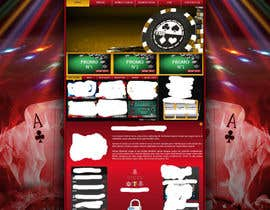 #13 para Background for casino website por Wbprofessional