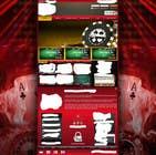 Background for casino website için Graphic Design14 No.lu Yarışma Girdisi