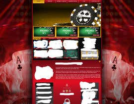 #14 untuk Background for casino website oleh Wbprofessional
