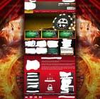 Background for casino website için Graphic Design15 No.lu Yarışma Girdisi