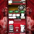 Background for casino website için Graphic Design32 No.lu Yarışma Girdisi
