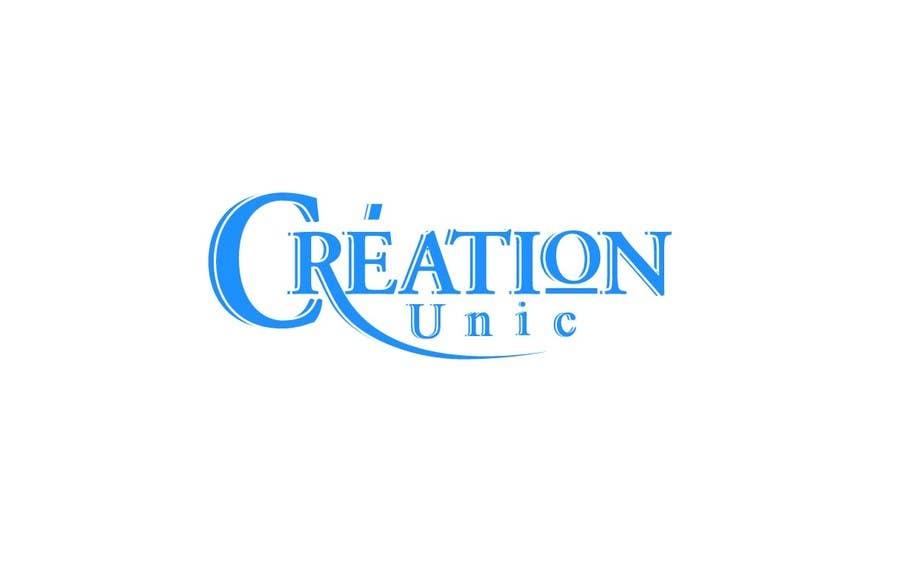 Inscrição nº                                         73                                      do Concurso para                                         Concevez un logo for Création Unic
