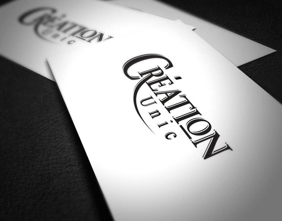 Inscrição nº                                         75                                      do Concurso para                                         Concevez un logo for Création Unic