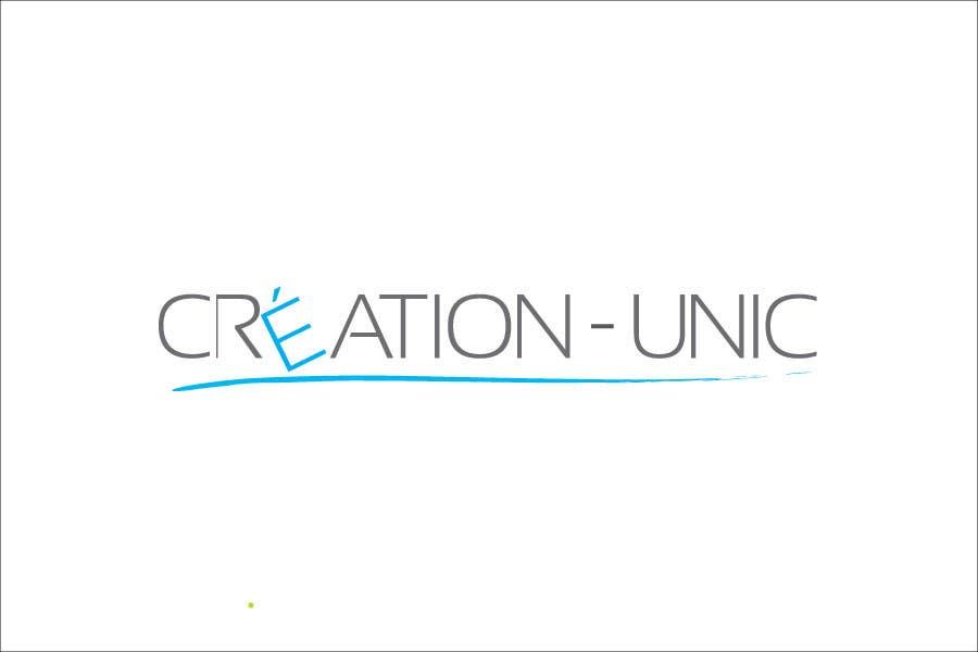 Inscrição nº                                         6                                      do Concurso para                                         Concevez un logo for Création Unic