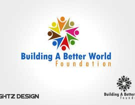 #13 para Design a Logo for Building A Better World Foundation por dlightz