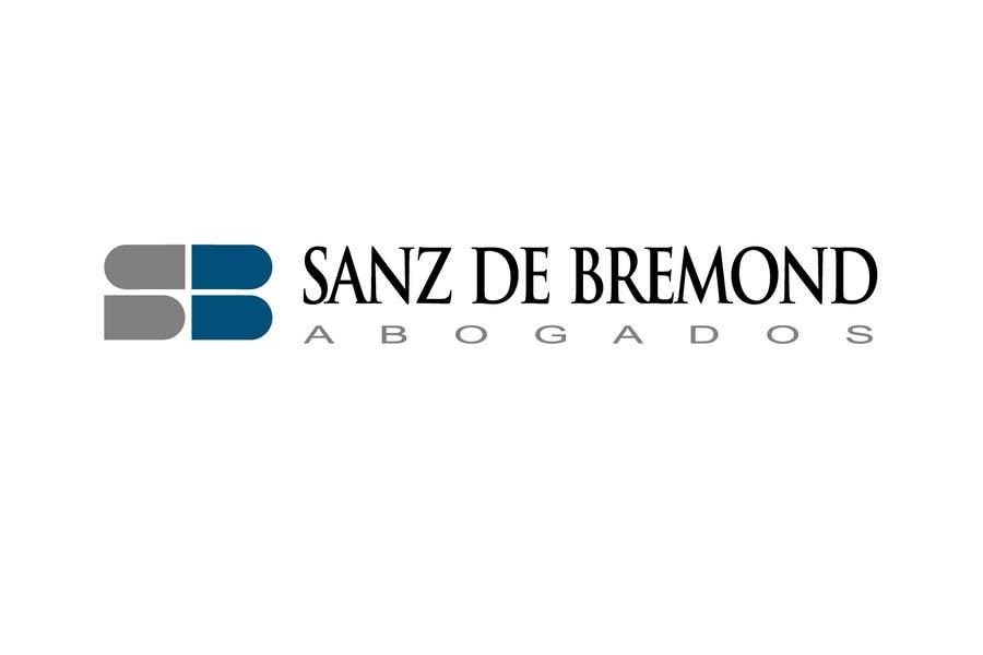 Contest Entry #                                        310                                      for                                         Logo Design for SANZ DE BREMOND ABOGADOS