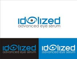 #29 para Design a Logo for Idolized Advanced Eye Serum por creatvideas