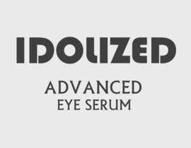 #1 para Design a Logo for Idolized Advanced Eye Serum por nemoka