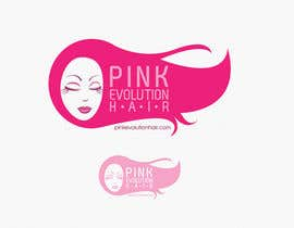 #30 para Design a Logo for PINK EVOLUTION HAIR COMPANY por MagicVector