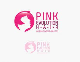#31 for Design a Logo for PINK EVOLUTION HAIR COMPANY by MagicVector