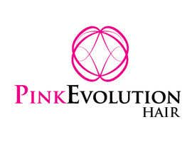 #17 para Design a Logo for PINK EVOLUTION HAIR COMPANY por davidneto