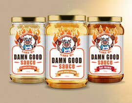 #78 cho Design a Logo for Damn Good Sauce bởi MagicVector