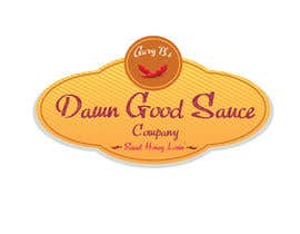 #55 cho Design a Logo for Damn Good Sauce bởi isabelles