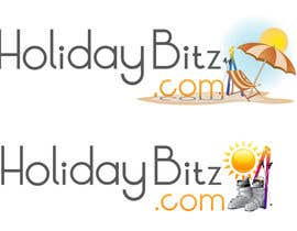 Mrichings tarafından Design a Logo for my website holidaybitz.com için no 19