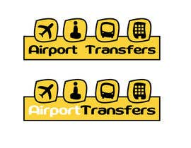 #85 para Logo design for Airport Transfers por tatuscois