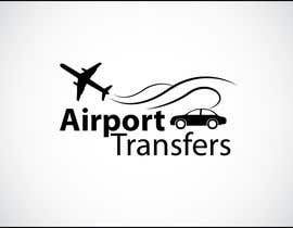 #102 for Logo design for Airport Transfers by supunchinthaka07