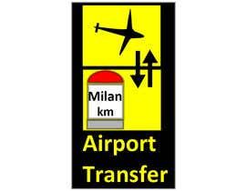 Nro 70 kilpailuun Logo design for Airport Transfers käyttäjältä bobis74