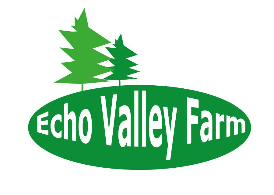 Конкурсная заявка №585 для Logo Design for Echo Valley Farm