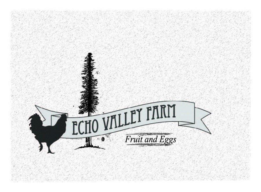 Inscrição nº 454 do Concurso para Logo Design for Echo Valley Farm