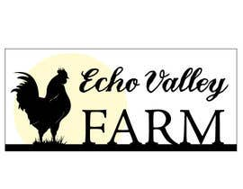 #114 para Logo Design for Echo Valley Farm por hoch2wo