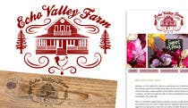 Graphic Design Конкурсная работа №386 для Logo Design for Echo Valley Farm