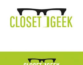 #2 para Design a Logo for Closet Geek por ColeHogan