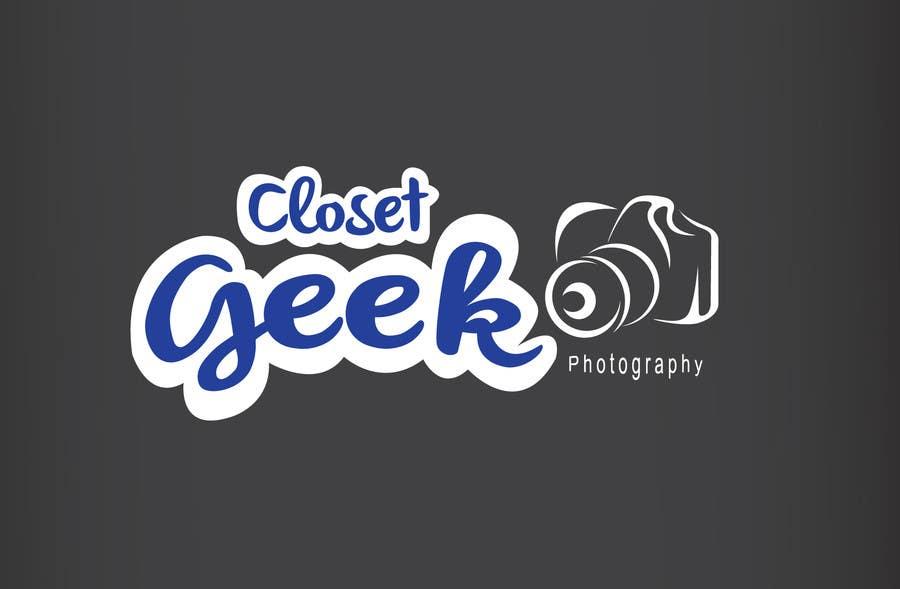 Inscrição nº 74 do Concurso para Design a Logo for Closet Geek