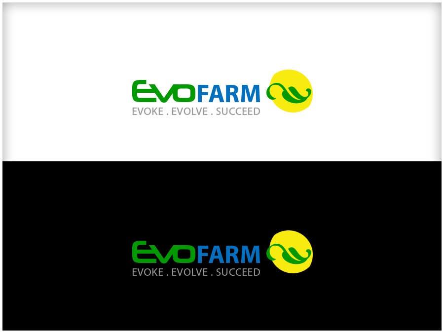 Kilpailutyö #27 kilpailussa Design a Logo and banner for Evofarm Pty Ltd