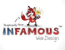 #214 untuk Logo Design for infamous web design: Dangerously Clever oleh coreYes