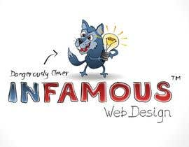 #197 for Logo Design for infamous web design: Dangerously Clever by coreYes