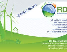 #3 for Design for a display stand for renewable energy company by samazran