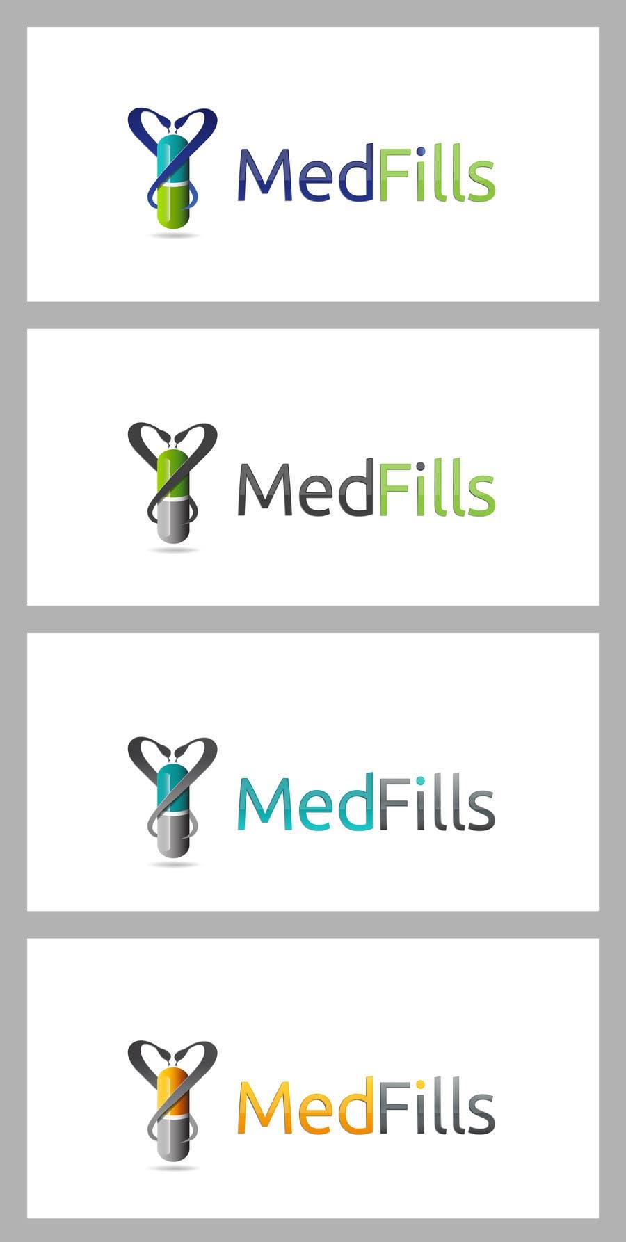 Bài tham dự cuộc thi #70 cho Design a Logo for my Medication Management Business
