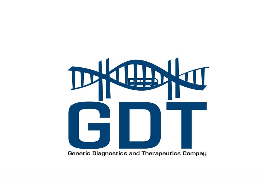 Contest Entry #20 for Logo Design for Genetic Diagnostics and Therapeutics Compay