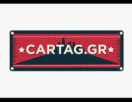#103 for Design a Logo for CarTag.gr af xcerlow