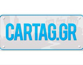 #57 for Design a Logo for CarTag.gr af dannnnny85