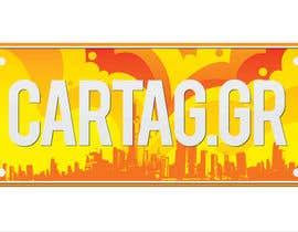 #83 for Design a Logo for CarTag.gr af dannnnny85
