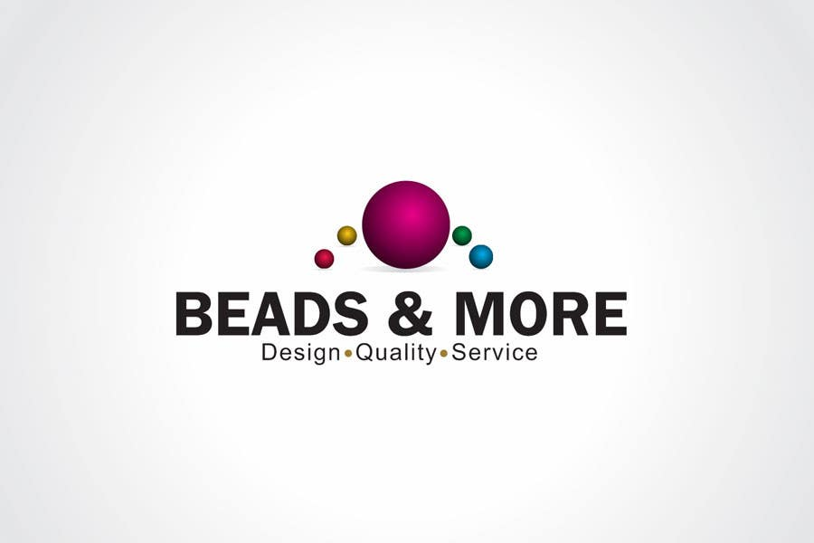 Konkurrenceindlæg #                                        179                                      for                                         Logo Design for Beads-and-More