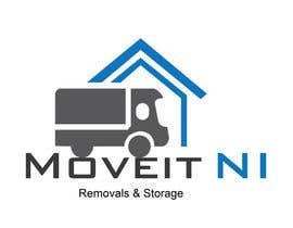 #12 para Design a Logo for MoveitNI por k14designer