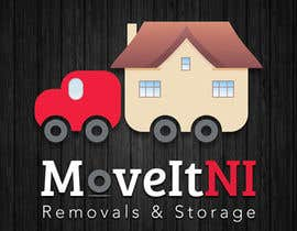 #10 para Design a Logo for MoveitNI por kamikira