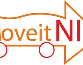 #8 para Design a Logo for MoveitNI por orsobipolare