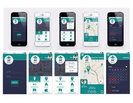 #6 para Mockup for Hybrid Angular App that for School Parents por krodlermolnar