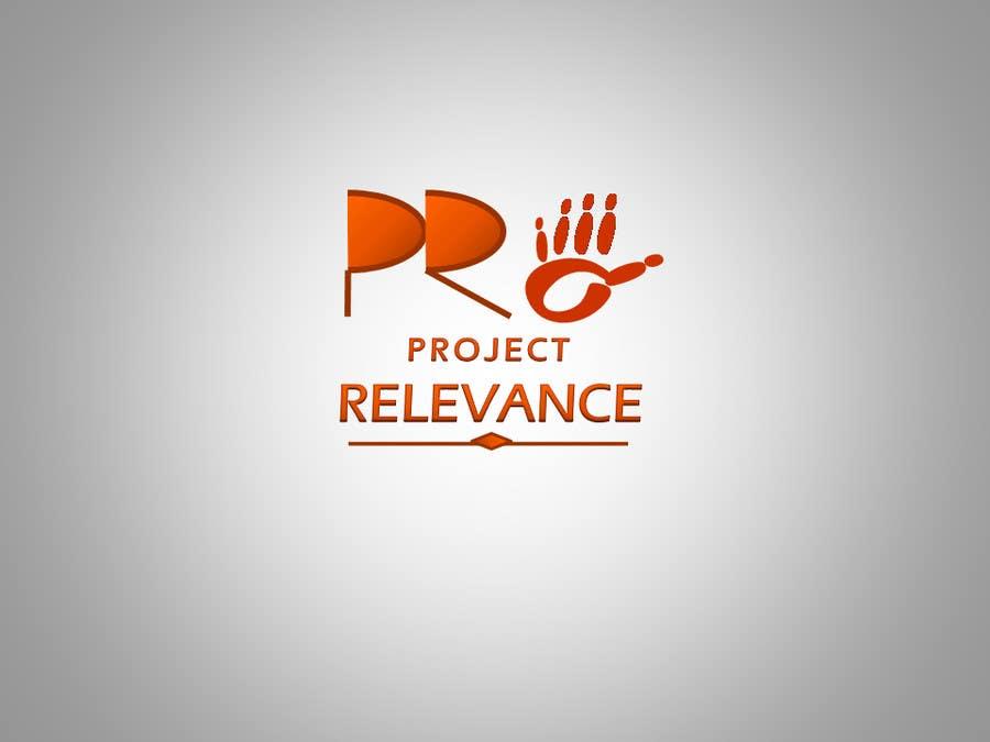 Konkurrenceindlæg #107 for Design a Logo for Project Relevance