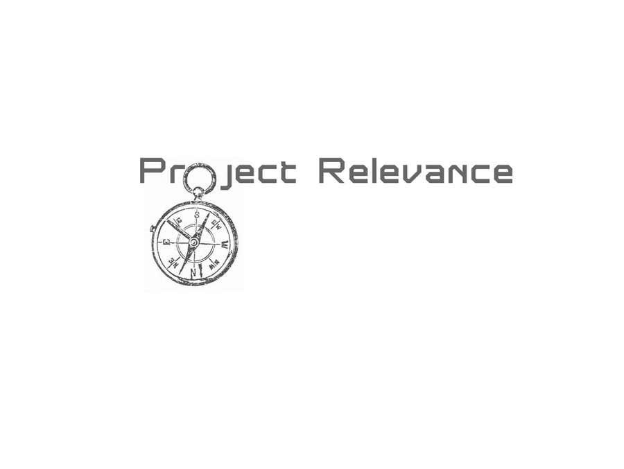 Konkurrenceindlæg #10 for Design a Logo for Project Relevance