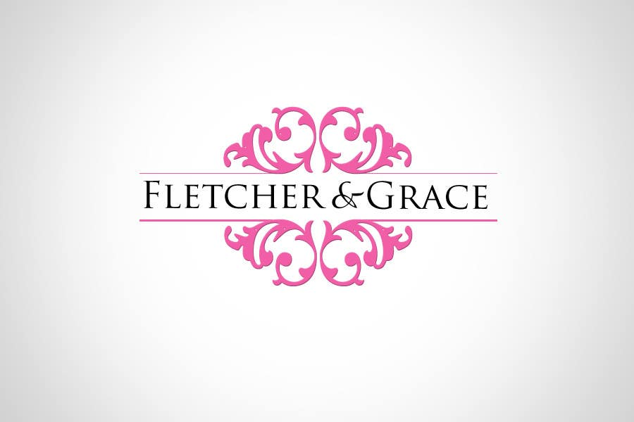 Penyertaan Peraduan #                                        449                                      untuk                                         Logo Design for Fletcher & Grace